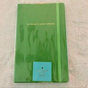Kate Spade The Grass Is Always Greener Journal